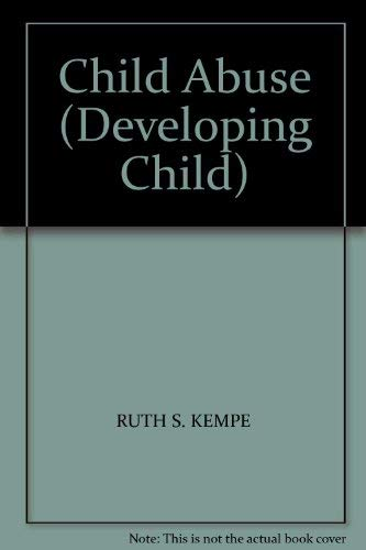9780006367819: Child Abuse (Developing Child)