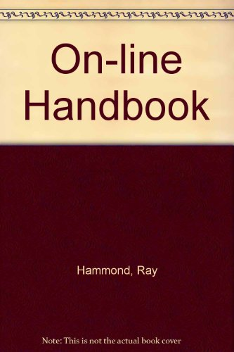 9780006368427: On-line Handbook