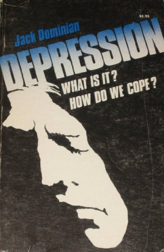 9780006368755: Depression: What is it ? How do we Cope ?