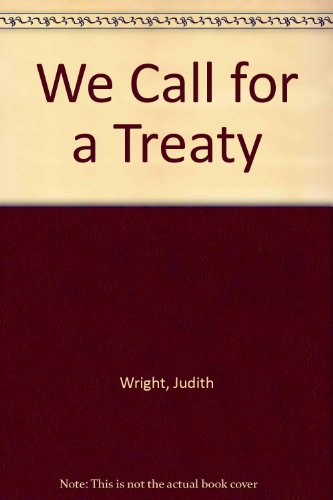 9780006368991: We Call for a Treaty