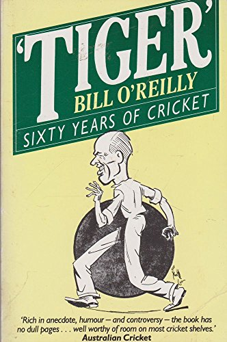 9780006369141: Tiger: 60 Years of Cricket