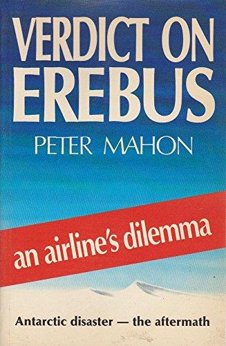 9780006369769: Verdict on Erebus