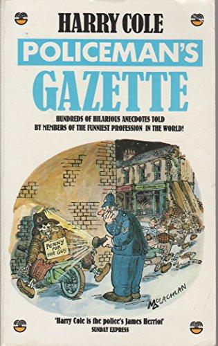9780006370093: Policeman's Gazette