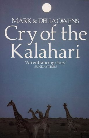 9780006370307: Cry of the Kalahari