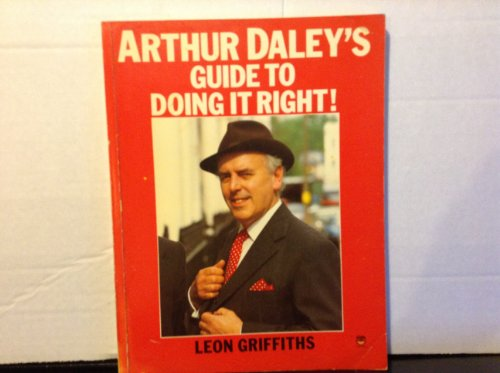 9780006370383: Arthur Daley's Guide to Doing it Right