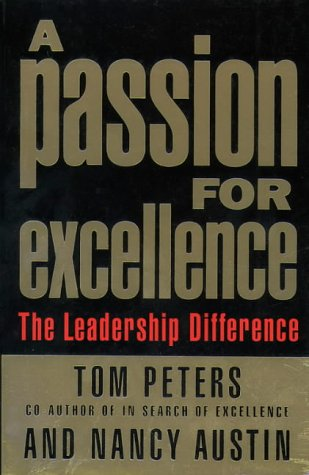 9780006370628: Passion for Excellence