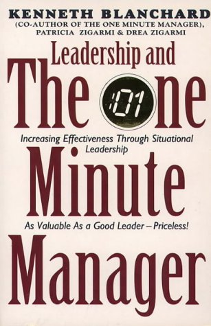 situational leadership and the one minute manager pdf