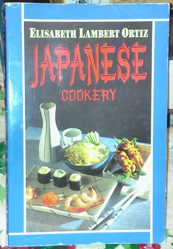 9780006370963: Japanese Cookery