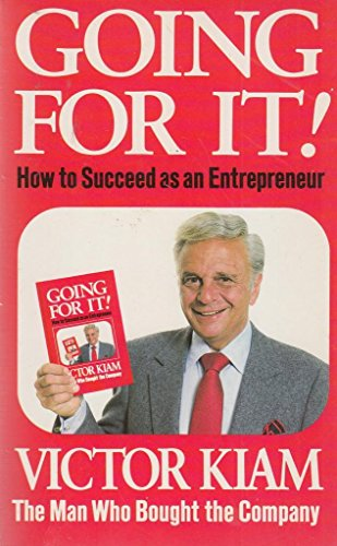 9780006372035: GOING FOR IT!: HOW TO SUCCEED AS AN ENTREPRENEUR