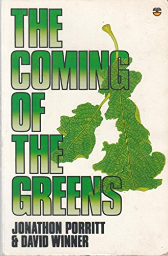9780006372448: The Coming of the Greens (A Fontana original)