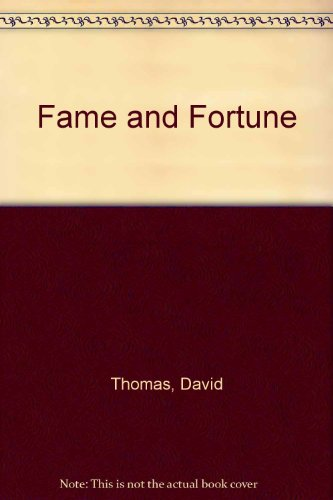9780006373322: Fame and Fortune