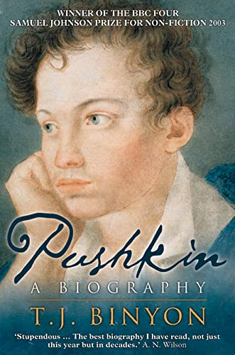 9780006373384: Pushkin: A Biography