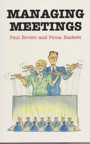 9780006374077: Managing Meetings (The successful manager)