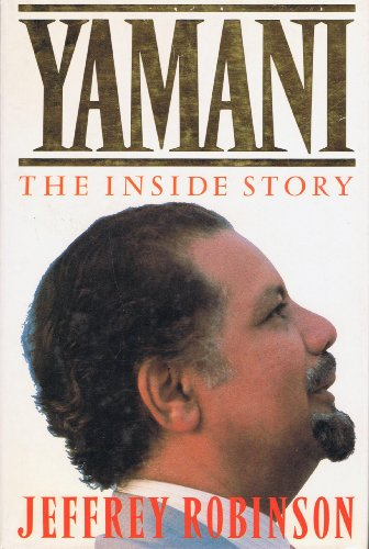 9780006374084: Yamani: The Inside Story