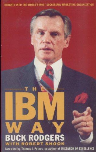 The IBM WAY: Rodgers, Buck