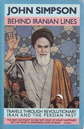 Behind Iranian Lines: Simpson, John