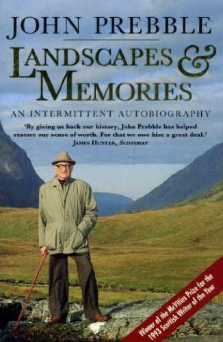 9780006374602: Landscapes and Memories: An Intermittent Autobiography