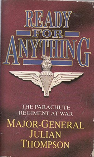 9780006375050: Ready for Anything: Parachute Regiment at War, 1940-82