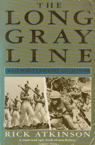 9780006375395: The Long Gray Line: West Point's Journey to Vietnam