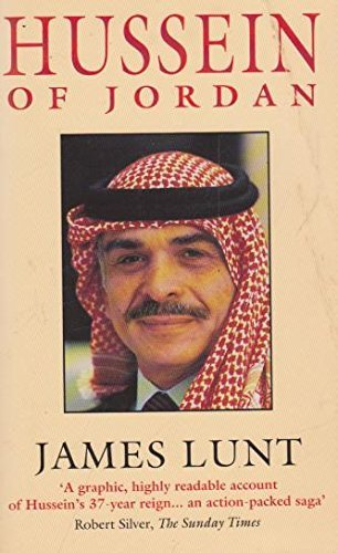 9780006375692: Hussein of Jordan