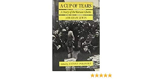 9780006375708: A Cup of Tears: A Diary of the Warsaw Ghetto