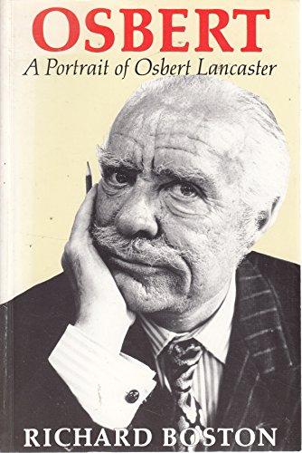 9780006375777: Osbert: Portrait of Osbert Lancaster