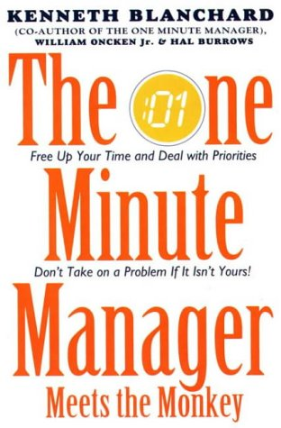 9780006376064: One Minute Manager Meets the Monkey (The One Minute Manager)