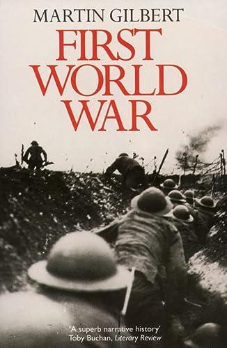 9780006376668: First World War