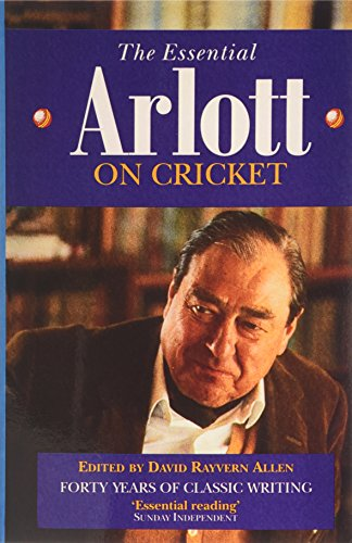 9780006376781: The Essential Arlott on Cricket