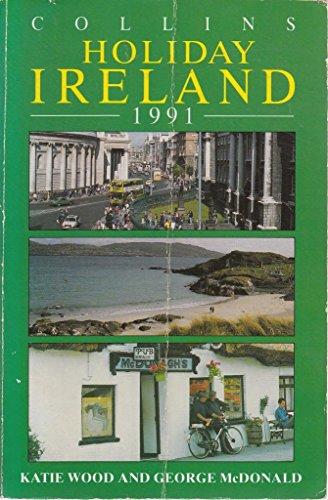 9780006376842: Collins Holiday Ireland 1991