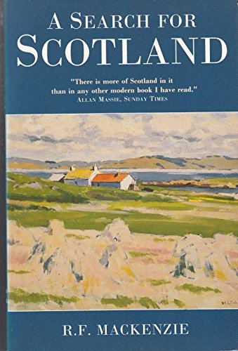 9780006377115: A Search for Scotland
