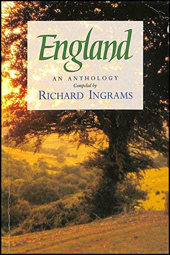 England: An Anthology: Richard Ingrams (editor)
