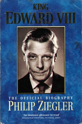 King Edward VIII: Ziegler, Philip