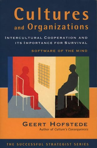 9780006377405: Cultures and Organizations: Software of the Mind (Successful Strategist)
