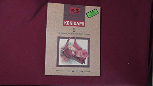 9780006377702: Kokigami: Intimate Art of the Little Paper Costume