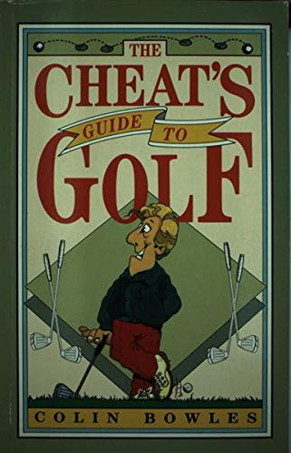 9780006377863: Cheats' Guide to Golf