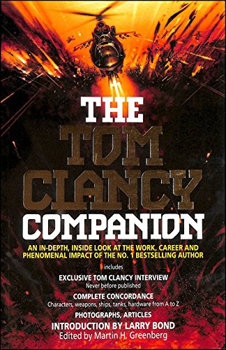 The Tom Clancy Companion.: Greenberg, Martin. H.
