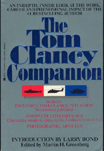 9780006377924: The Tom Clancy Companion.