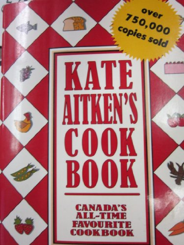 9780006378860: Kate Aitken's Cookbook