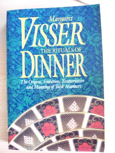 9780006379096: Rituals Of Dinner
