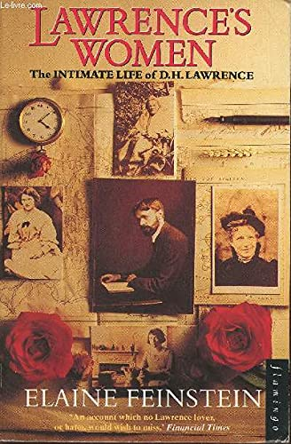 9780006379515: Lawrence's Women: Intimate Life of D.H. Lawrence