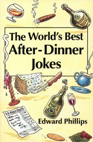 9780006379607: The World's Best After-Dinner Jokes (World's best jokes)