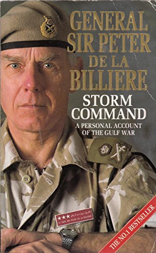 9780006379690: Storm Command: A Personal Account of The Gulf War