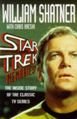 9780006379706: Star Trek Memories: The Inside Story of the Classic TV Series