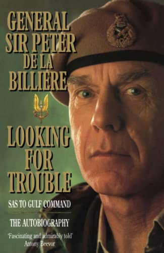 9780006379836: Looking for Trouble: Sas to Gulf Command-The Autobiography