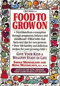 9780006380191: Food to Grow On