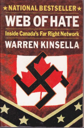 9780006380511: Web of Hate: Inside Canada's Far Right Network
