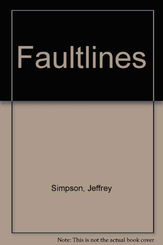 9780006380603: Faultlines