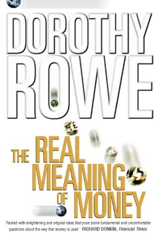 9780006381228: The Real Meaning of Money