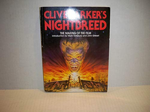 9780006381365: Clive Barker's Nightbreed: The Making of the Film